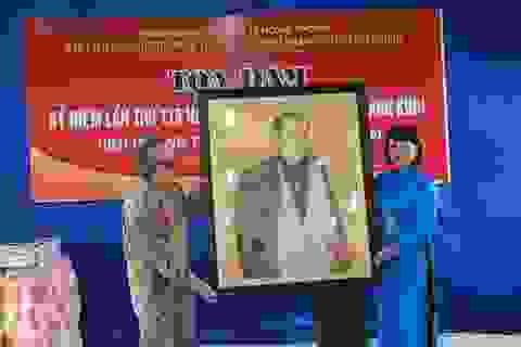 Nhà giáo Đào Văn Định – người thầy của những nhân cách lớn