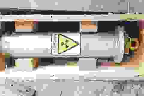 Thất lạc nguồn phóng xạ ở Bà Rịa - Vũng Tàu: Rất nguy hiểm