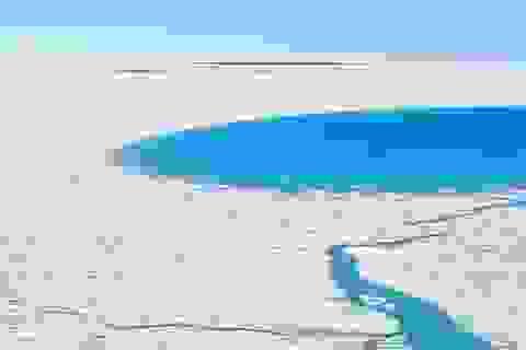 Giải mã bí ẩn các hồ biến mất trong vài giờ ở Greenland