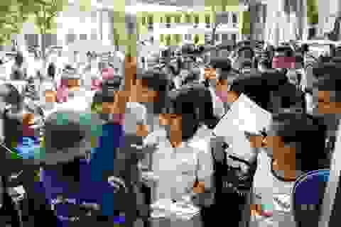 ĐH Quốc gia Hà Nội công bố điểm xét tuyển vào đại học 2015