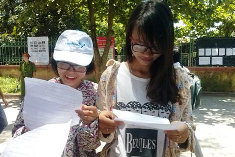 Bộ GD-ĐT yêu cầu các cụm thi phải hoàn thành chấm thi trước ngày 20/7