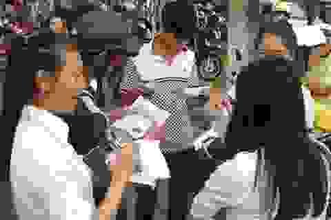 Vì sao Bộ GD-ĐT cho phép thí sinh quên đi thi được thi lại?