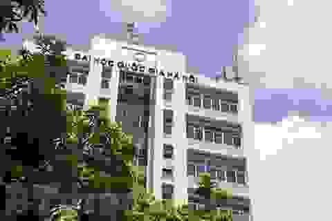 Xác định lại nhu cầu vốn của Dự án xây dựng ĐH Quốc gia Hà Nội