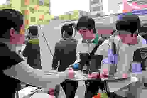 Quy chế tuyển sinh ĐH,CĐ 2015: 6 điểm quan trọng thí sinh cần chú ý