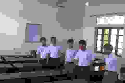 Nghệ An: Hoàn thành kiểm tra công tác chuẩn bị kỳ thi tốt nghiệp THPT