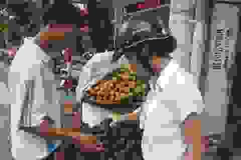 """Ép chín trái cây non bằng thuốc """"đánh lừa"""" người tiêu dùng"""