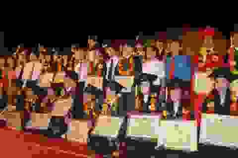 Hải Phòng: Vinh danh 46 học sinh, sinh viên xuất sắc