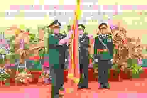 Bệnh viện 354 đón nhận huân chương Bảo vệ Tổ quốc hạng 3