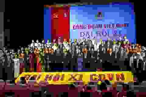 Ông Đặng Ngọc Tùng tái đắc cử Chủ tịch Tổng Liên đoàn Lao động Việt Nam