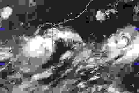 Đêm nay bão số 8 hướng thẳng vào miền Trung gây mưa to diện rộng
