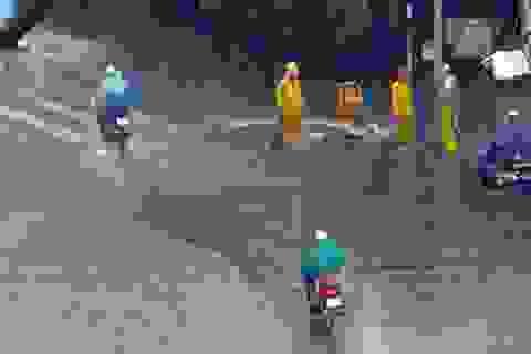 Miền Bắc sắp kết thúc đợt mưa lớn
