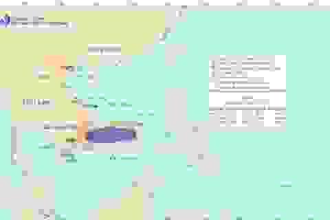 Chiều nay áp thấp nhiệt đới mạnh thành bão gây mưa to tại miền Trung