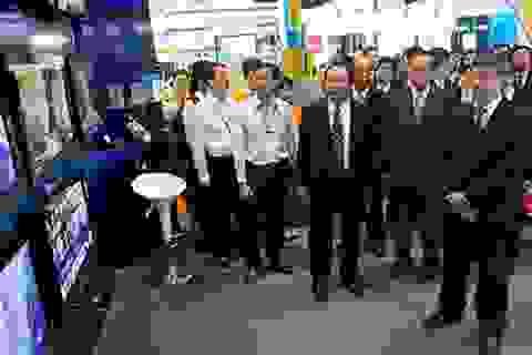 Khai mạc Vietnam Telecomp 2013