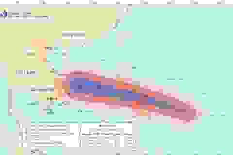 """Áp thấp nhiệt đới chưa tan, biển Đông lại đón """"siêu"""" bão"""