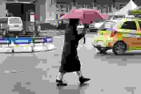 Thêm không khí lạnh tăng cường, miền Bắc còn mưa và rét đậm