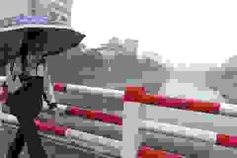 Miền Bắc lại mưa, ẩm