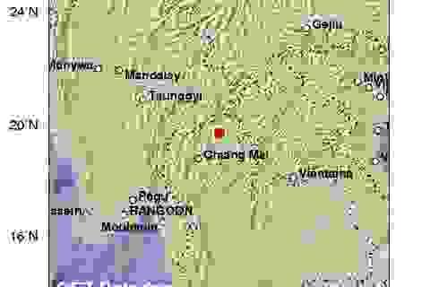 """Hà Nội """"rung rinh"""" do ảnh hưởng động đất tại Thái Lan"""