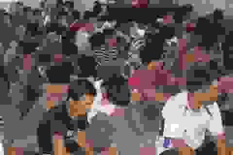 Vụ gây rối ở KCN: Khoan hồng những người sớm tự thú