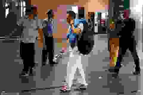 Chùm ảnh: ĐT Pháp tức tưởi rời khỏi Euro 2012