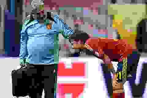 David Silva chấn thương, Man City méo mặt
