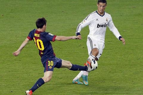 Chấm điểm trận Barcelona - Real: Màn so tài của C.Ronaldo & Messi