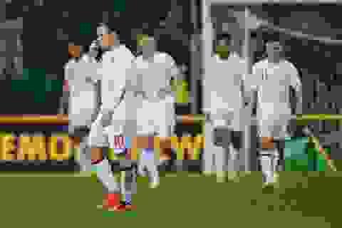 Người Anh vẫn lạc quan, dù đứng trước nguy cơ mất vé dự World Cup