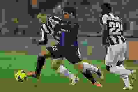 Những trận chiến derby Italia kinh điển trong quá khứ