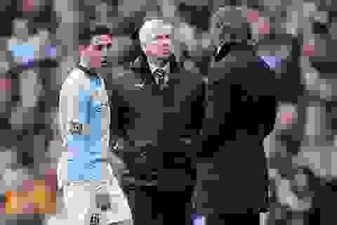 Samir Nasri công khai chỉ trích Mancini là kẻ lừa dối