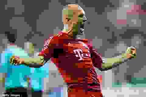 Guardiola gạch tên Robben, Gomez khỏi kế hoạch tái thiết Bayern
