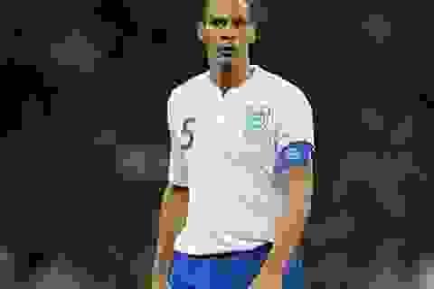 Rio Ferdinand chính thức nói lời chia tay tuyển Anh