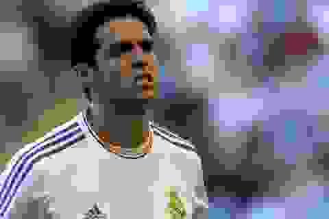Kaka gửi tâm thư tri ân những CĐV Real Madrid