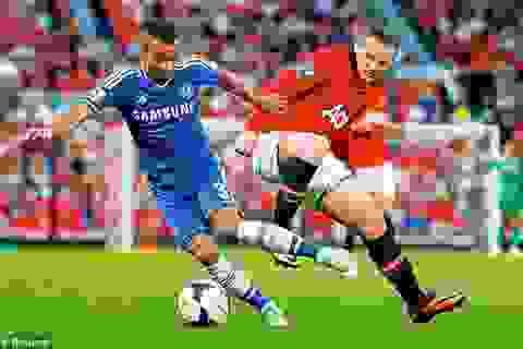 Rooney bất ngờ chấn thương trước thềm đại chiến với Liverpool