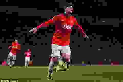 Sir Alex bất ngờ lên tiếng khen ngợi Wayne Rooney
