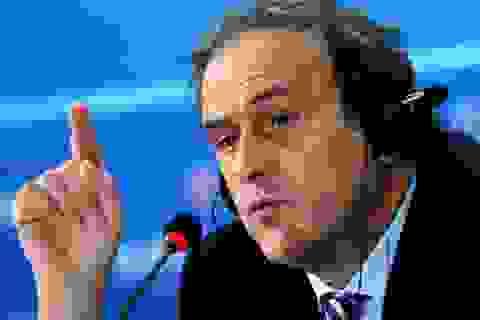 """Michel Platini: """"FIFA đã tiếp tay cho C.Ronaldo đoạt Quả bóng vàng"""""""