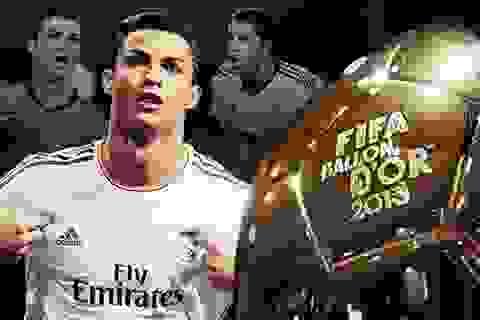 Đêm nay trao giải Quả bóng vàng 2013: Ngôi vương đổi chủ?
