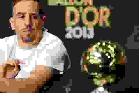 Ribery lên tiếng chế nhạo Quả bóng vàng FIFA C.Ronaldo