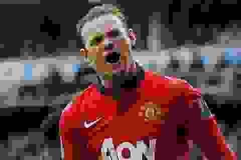Rooney mơ về chức vô địch Champions League