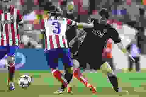 Nguyên nhân thất bại của Barca: Messi quá… lười