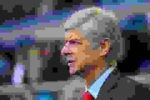 "Arsene Wenger: ""Arsenal khó lọt vào top 4"""