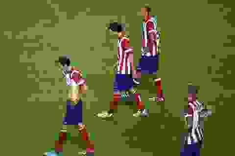 Lộ mức tiền thưởng của Atletico Madrid ở Champions League
