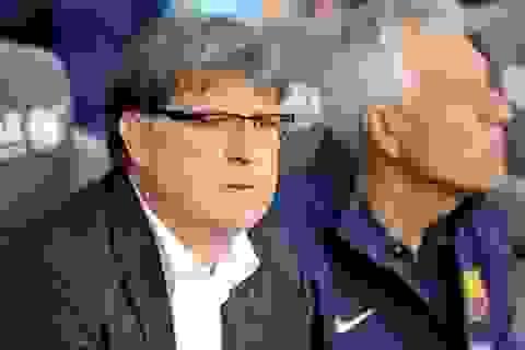 HLV Tata Martino chính thức chia tay Barcelona