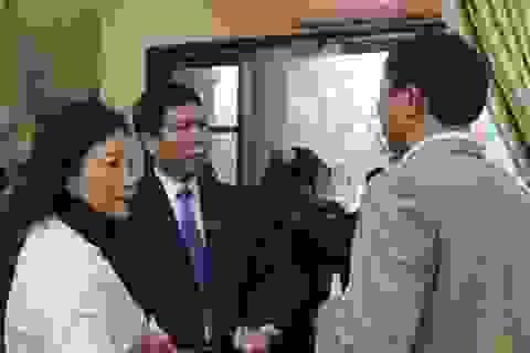 """Giám đốc Sở LĐ-TB&XH Nghệ An """"né"""" vấn đề XKLĐ """"chui"""""""