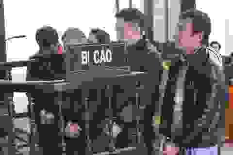 3 án tử hình cho đường dây mua bán trái phép 31 bánh heroin