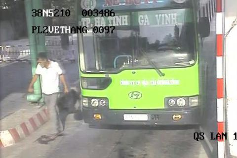 Đã bắt được hung thủ đâm nhân viên soát vé xe buýt