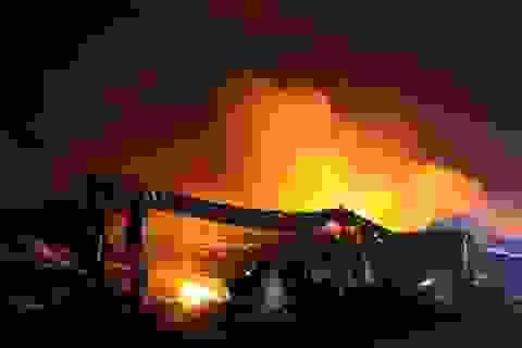Đại diện Công ty Diana lên tiếng sau vụ hỏa hoạn