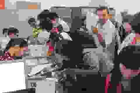 Xuất hiện thí sinh 59 tuổi nộp hồ sơ thi THPT quốc gia