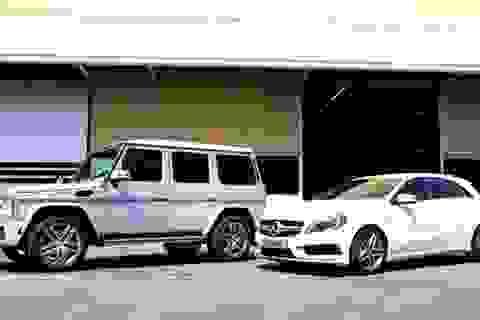 Mercedes-Benz AMG - Thay đổi để khác biệt