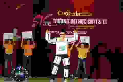 Hào hứng cuộc thi SV ICTU 2012