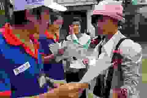 Đắk Lắk: Tiếp sức cho 31 ngàn lượt thí sinh và người nhà