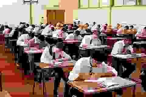Điểm thi của con liên quan chặt chẽ đến học vấn của bố mẹ